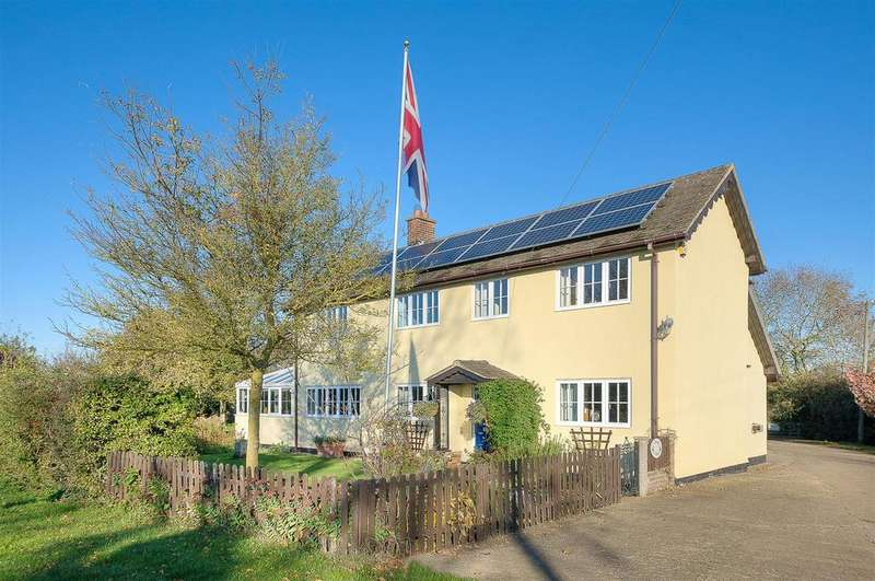 4 Bedrooms House for sale in Hatch Lane, Newport Pagnell Road, Horton, Northampton