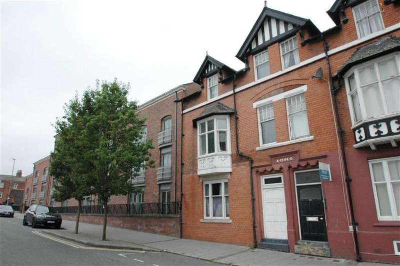 1 Bedroom Apartment Flat for sale in City Way Apartments, 33 City Road, Chester