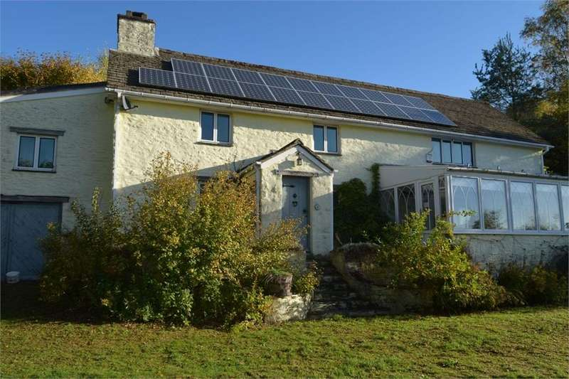 5 Bedrooms Cottage House for sale in Manmoel Crossing, Argoed, Blackwood