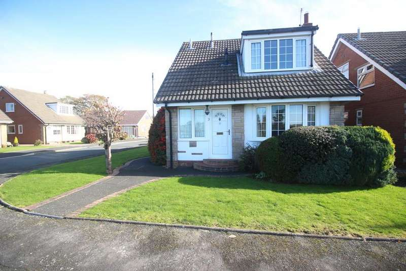 3 Bedrooms Detached House for sale in Woodlands Close, Newton
