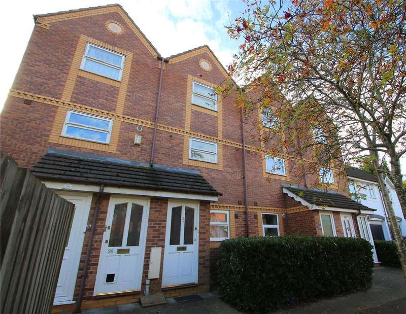 2 Bedrooms Apartment Flat for sale in Pilgrims Wharf, St Annes Park, BRISTOL, BS4