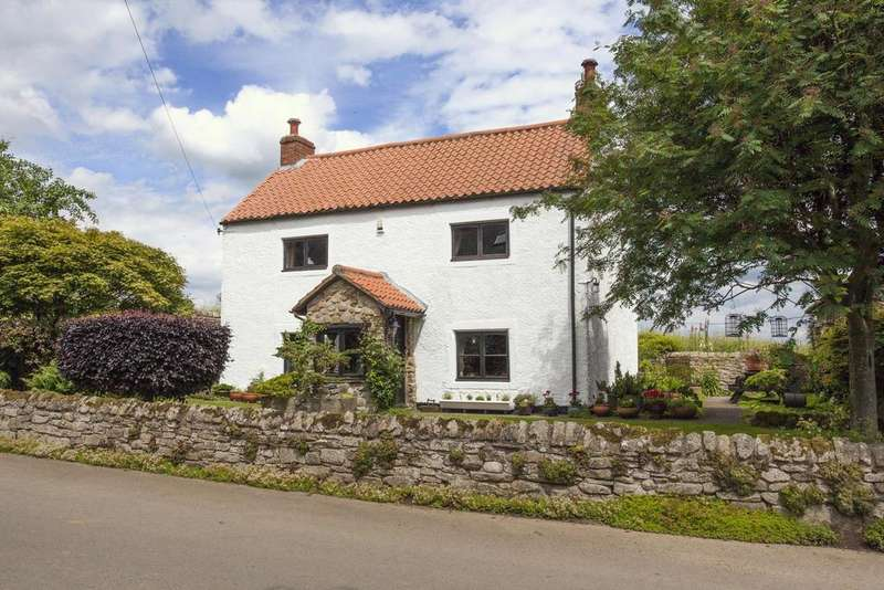 3 Bedrooms Detached House for sale in Green Burrows,Greta Bridge, Barnard Castle