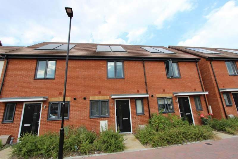 2 Bedrooms Terraced House for sale in Mercator Close, Southampton, SO16