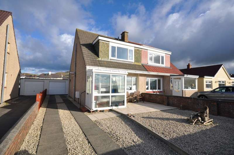 2 Bedrooms Semi Detached House for sale in 18 Edmiston Drve, Girvan KA26
