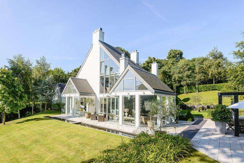 5 Bedrooms Detached House for sale in Tyneham House, Caldy