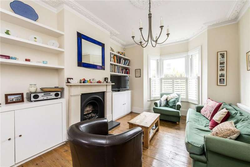 3 Bedrooms Terraced House for sale in Noyna Road, London, SW17