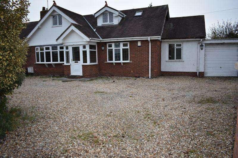 3 Bedrooms Semi Detached Bungalow for sale in Rhuddlan Road, Rhyl