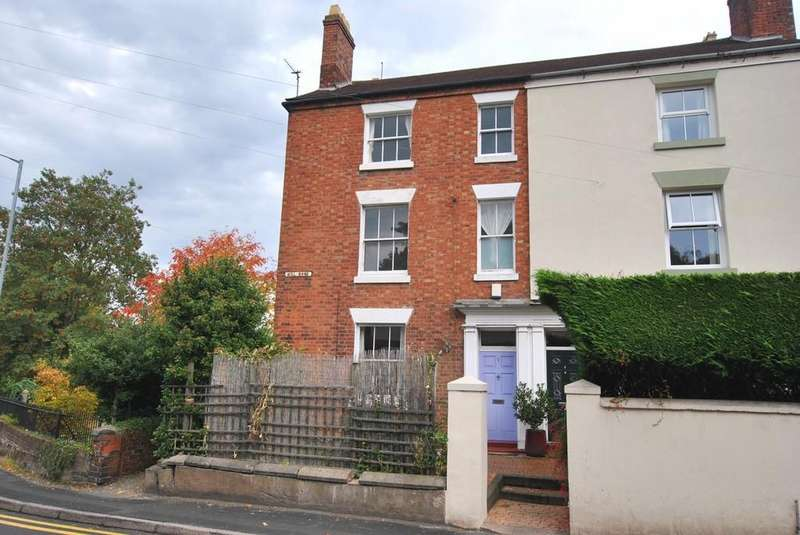 5 Bedrooms End Of Terrace House for sale in Mill Bank, Wellington, Telford, Shropshire, TF1 1RX