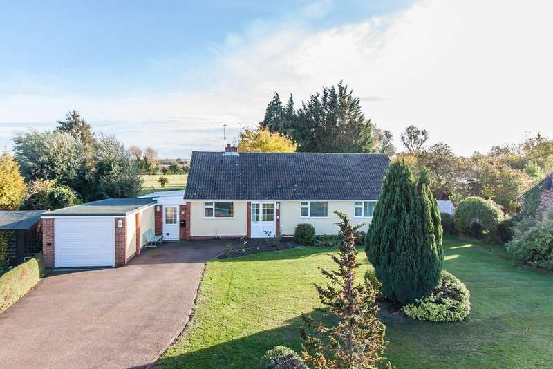 3 Bedrooms Detached Bungalow for sale in Meldreth Road, Whaddon, Royston