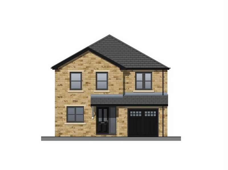 4 Bedrooms Detached House for sale in 3 Low Sycamore Close, Hoyland, Barnsley, S74