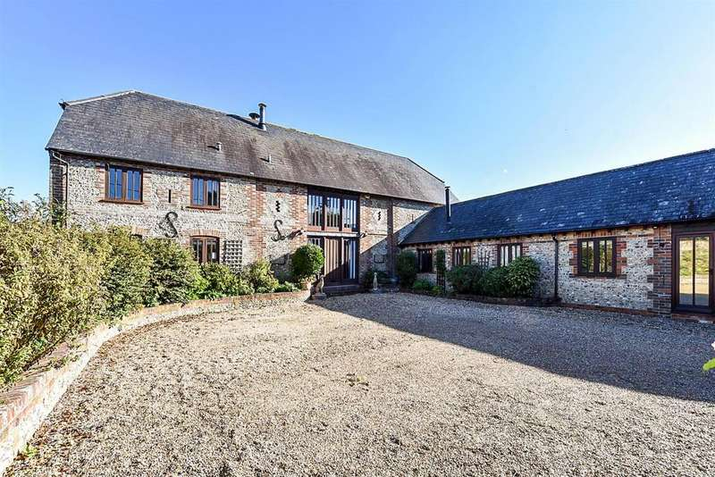 6 Bedrooms Barn Conversion Character Property for sale in Binsted, Arundel