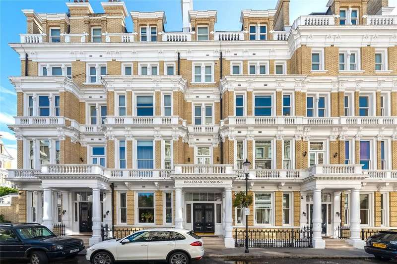 5 Bedrooms Penthouse Flat for sale in Braemar Mansions, Cornwall Gardens, London, SW7