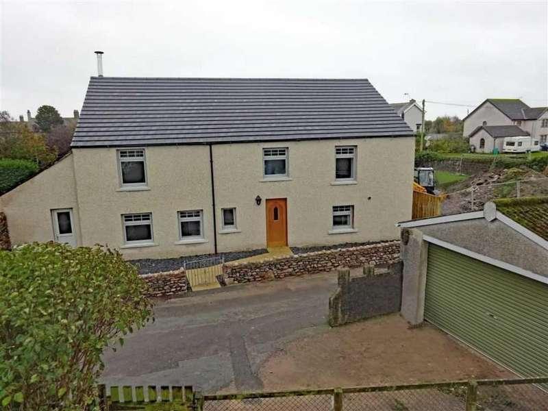 4 Bedrooms Detached House for sale in Sandham Lane, Haverigg, Cumbria
