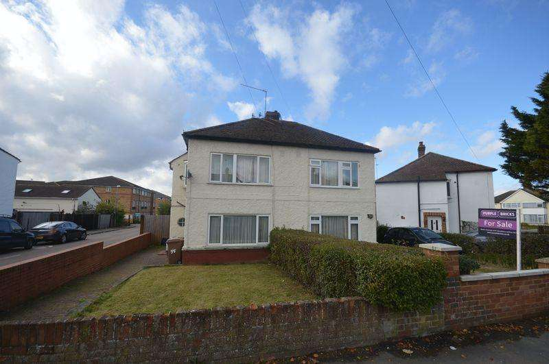 6 Bedrooms Semi Detached House for sale in Sundon Park Road, Luton