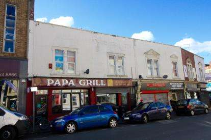 1 Bedroom Flat for sale in Cannon Street, Bedminster, Bristol