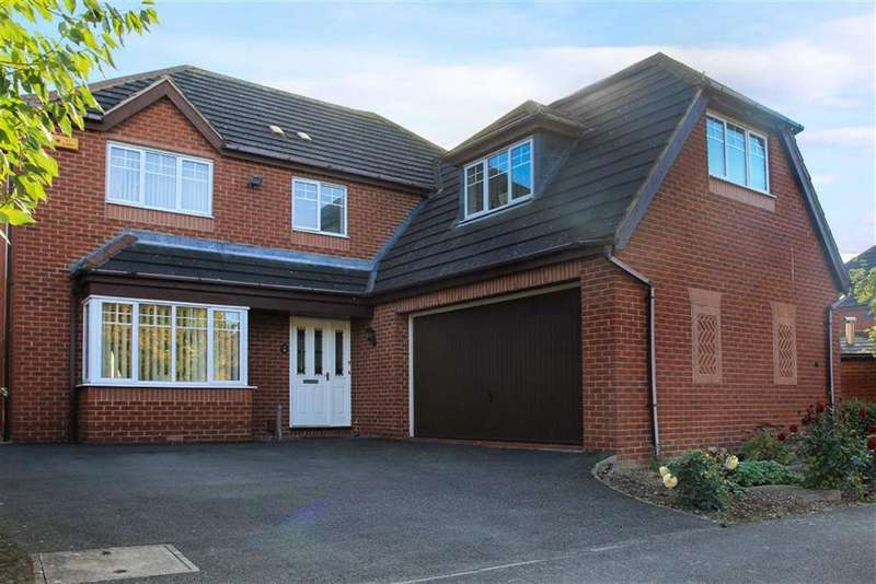 5 Bedrooms Detached House for sale in Little Dunmow Rd, Humberstone Park, Leicester