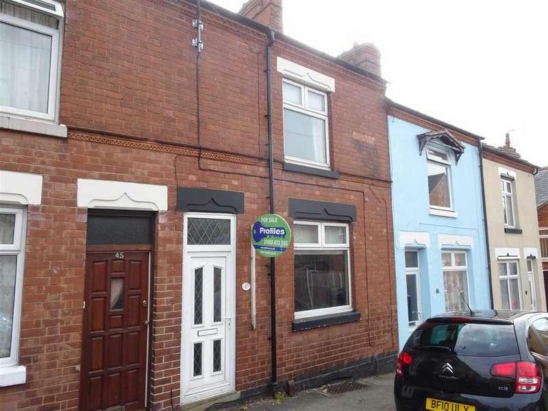 2 Bedrooms Terraced House for sale in Queen Street, Barwell
