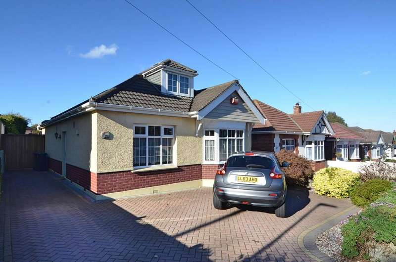 3 Bedrooms Detached Bungalow for sale in Priestley Road, Bournemouth