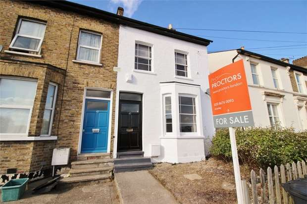 4 Bedrooms Semi Detached House for sale in Beadnell Road, Forest Hill, London