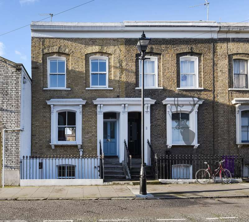 4 Bedrooms House for sale in Ellesmere Road, Bow, E3