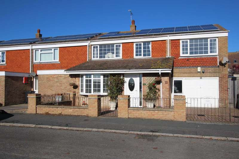 4 Bedrooms End Of Terrace House for sale in Wartling Road, Eastbourne, BN22 7PY