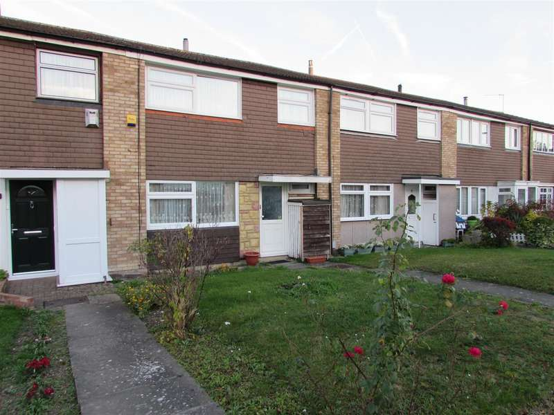 3 Bedrooms Terraced House for sale in Bagwicks Close, Luton