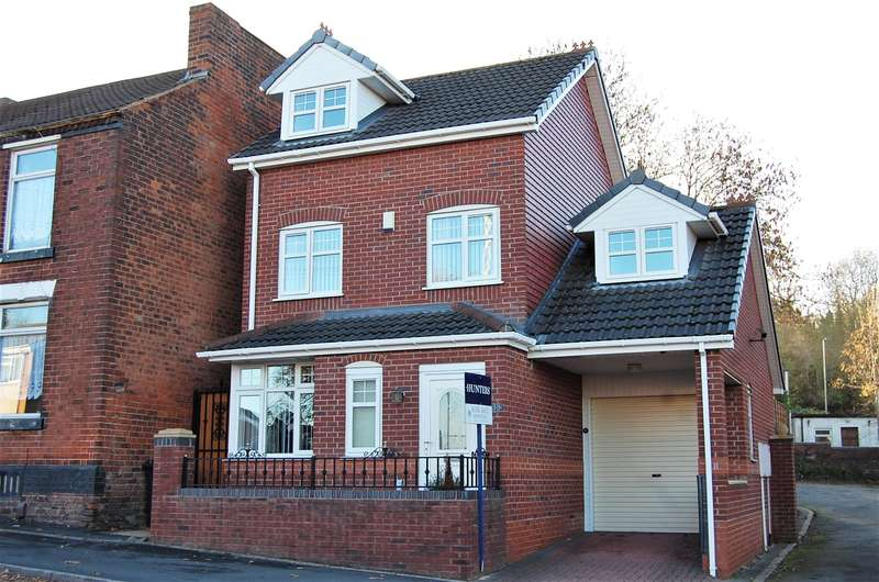 4 Bedrooms Detached House for sale in Clifton Street, Hurst Hill, Sedgley