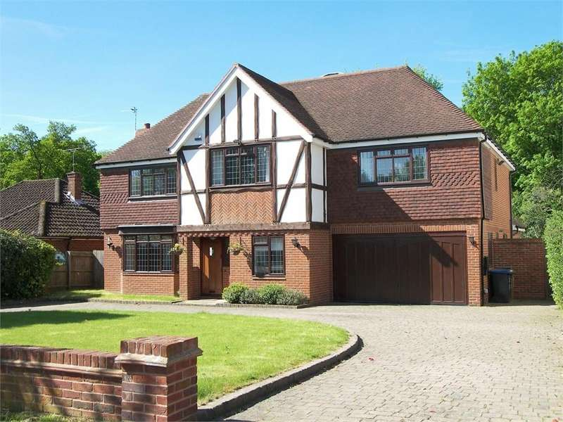 6 Bedrooms Detached House for sale in PINE GROVE, BROOKMANS PARK