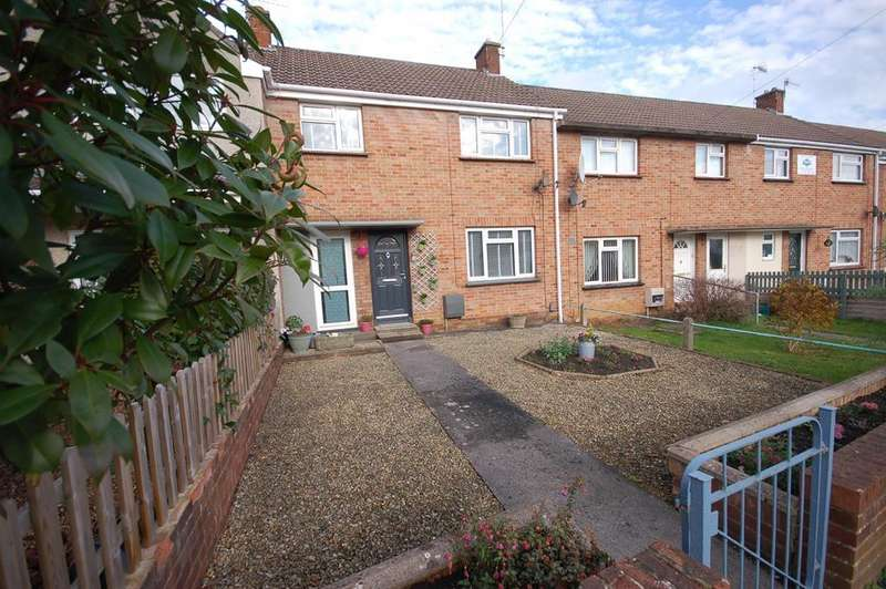 3 Bedrooms Terraced House for sale in New Cheltenham Road, Kingswood, Bristol, BS15 4RJ