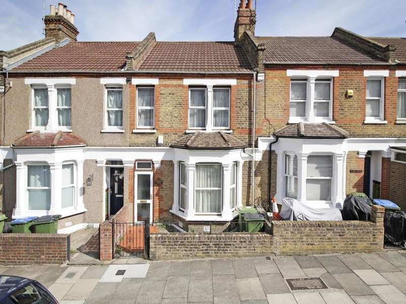 3 Bedrooms Terraced House for sale in Dallin Road, London, SE18