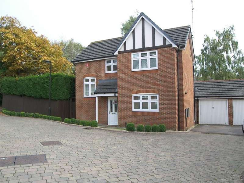 3 Bedrooms Detached House for sale in ANTHORNE CLOSE, POTTERS BAR
