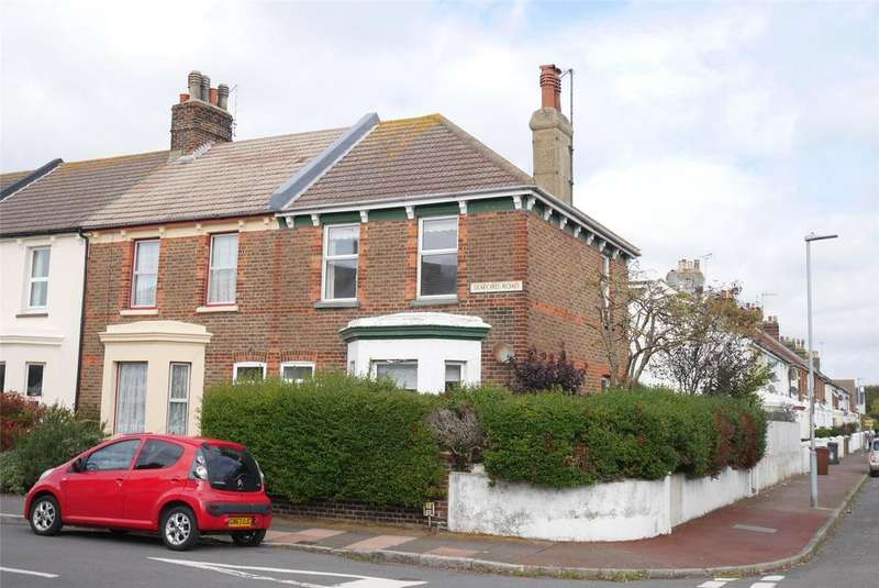 4 Bedrooms End Of Terrace House for sale in Seaford Road, Eastbourne, East Sussex, BN22