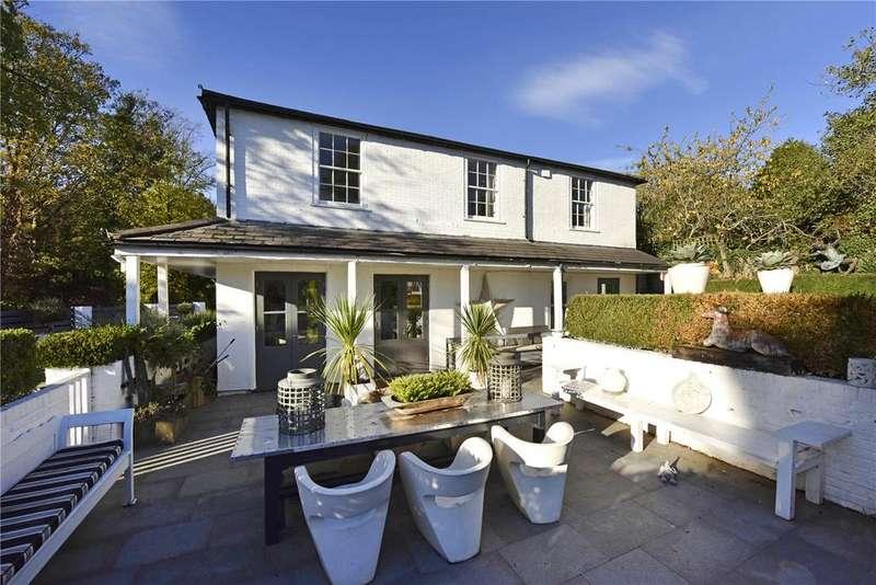 5 Bedrooms Detached House for rent in Furze Platt Road, Pinkneys Green, Maidenhead, Berkshire, SL6