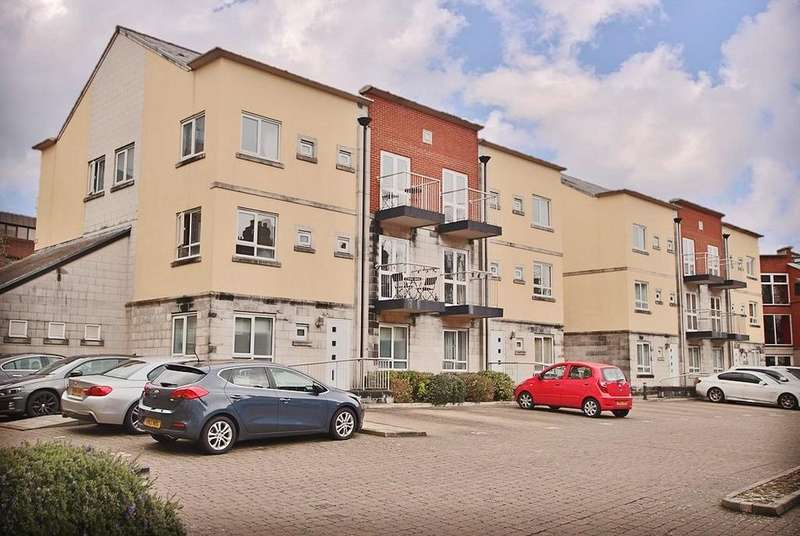 2 Bedrooms Apartment Flat for sale in Gloucester Square, Southampton