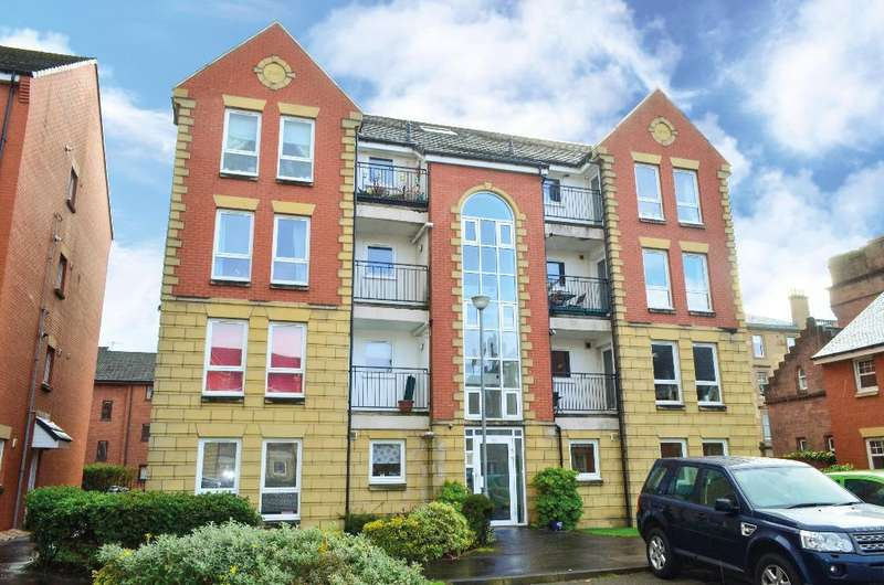 2 Bedrooms Flat for sale in Greenhead Street, Flat G/2, Glasgow Green, Glasgow, G40 1DG