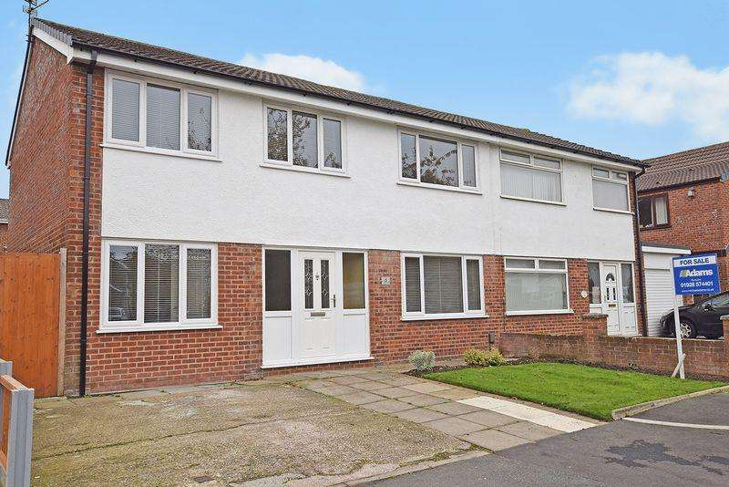 4 Bedrooms Semi Detached House for sale in Ashbourne Avenue, Runcorn