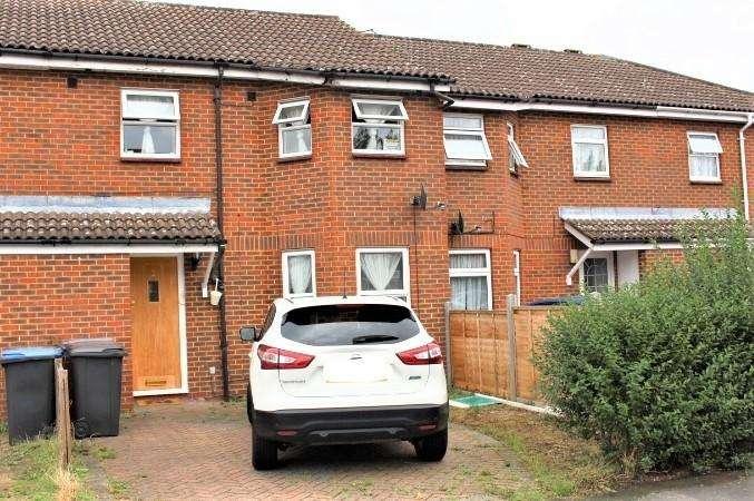 3 Bedrooms Terraced House for sale in Goblins Green, Welwyn Garden City, AL7