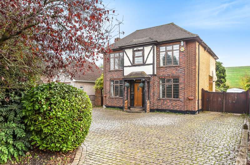 4 Bedrooms Detached House for sale in Coppermill Road, Wraysbury, TW19