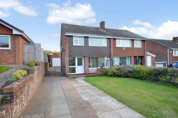 4 Bedrooms Semi Detached House for sale in Broadfields Road, Broadfields, Exeter, Devon