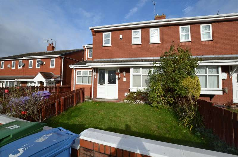 5 Bedrooms House for sale in Cardwell Street, Liverpool, Merseyside, L7