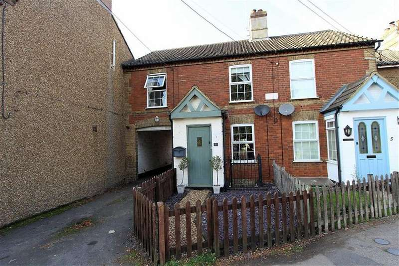 3 Bedrooms Terraced House for sale in Woburn Road, Heath And Reach, Leighton Buzzard