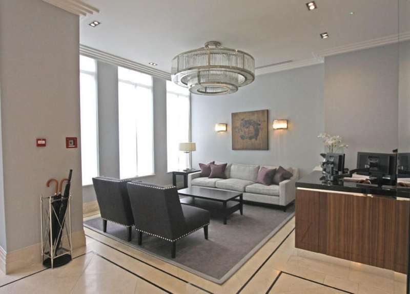 2 Bedrooms Apartment Flat for sale in Chantrey House, Eccleston Street, Victoria, SW1W