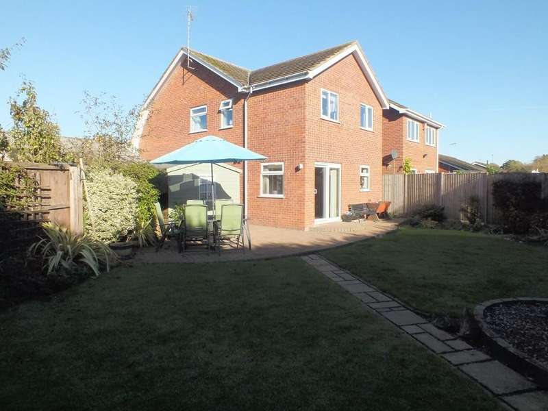 4 Bedrooms Detached House for sale in Maple Way, Donington