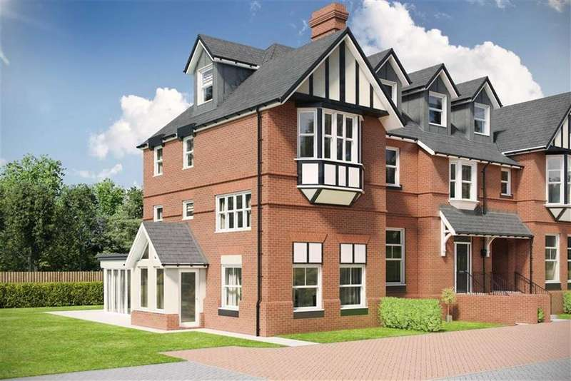 4 Bedrooms End Of Terrace House for sale in Wardle Road, Sale, Cheshire