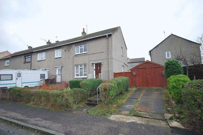 2 Bedrooms End Of Terrace House for sale in 10 Cunningham Crescent, Ayr, KA7 3HY