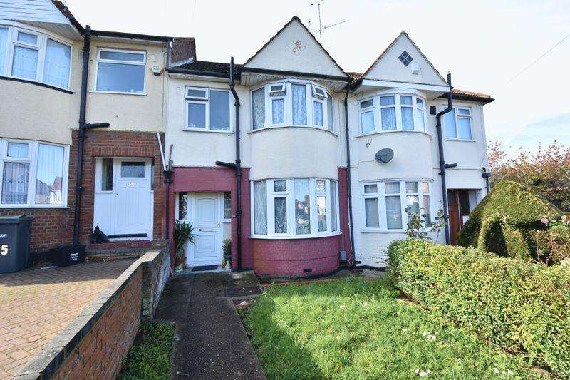 3 Bedrooms Terraced House for sale in River Way, Luton