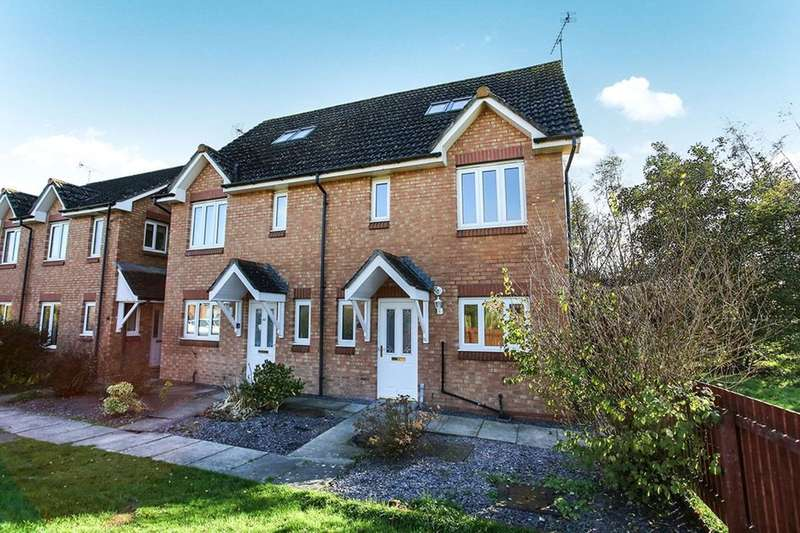 4 Bedrooms Semi Detached House for sale in Collochan Drive, Dumfries, DG2