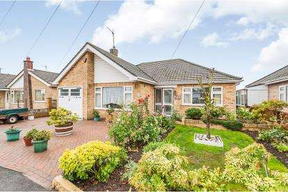 3 Bedrooms Bungalow for sale in Churchill Drive, Boston, Lincolnshire, England