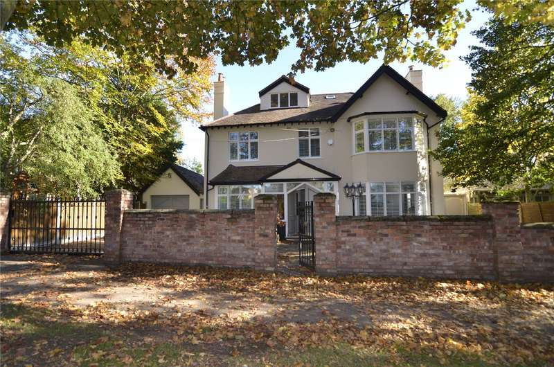 6 Bedrooms Detached House for sale in Green Lane, Mossley Hill, Liverpool, L18