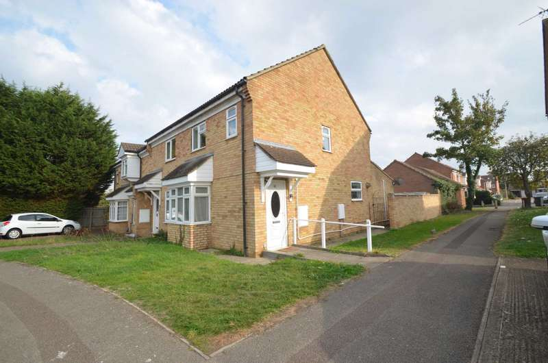 3 Bedrooms End Of Terrace House for sale in Beatrice Street, Kempston